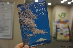 JR Pass:  Must have when you travel around Japan